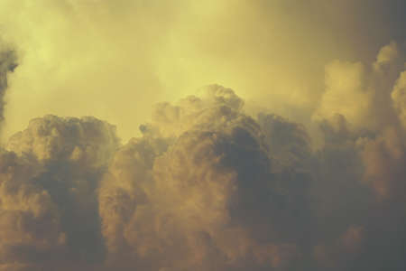 cloud scape: abstract of cloud scape for background used