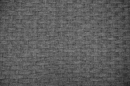 fabric textures: abstract of black frabric texture for background used Stock Photo
