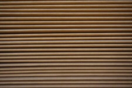 post: abstract of corrugated paper for background used Stock Photo