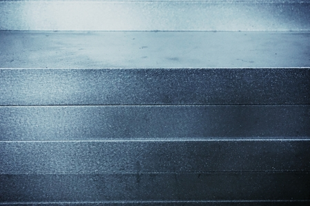 titanium: abstract of aluminum texture for background used Stock Photo