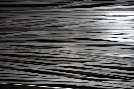 abstract of metal line for background used Banco de Imagens