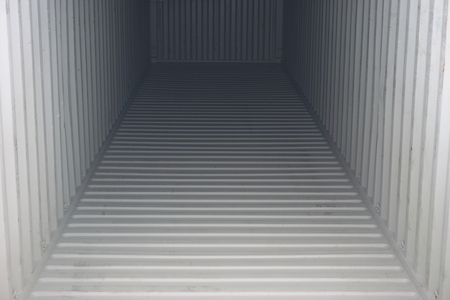 abstract of dark in the tunnel for background used