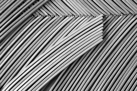 abstract of metal line for background used Фото со стока