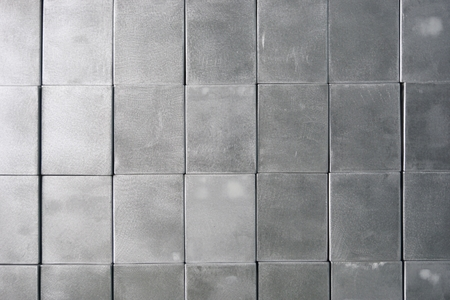 abstract of stack metal cube for background used Reklamní fotografie