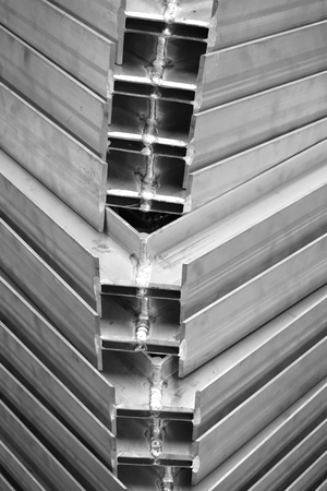 stack of angle metal texture in the factory Фото со стока - 109014178