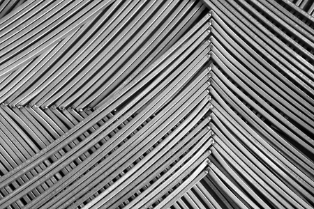 abstract of metal line for background used Reklamní fotografie