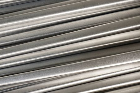 abstract of metal line for background used Stock Photo