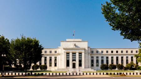 Federal Reserve Building, Washington DC, USA. Editorial