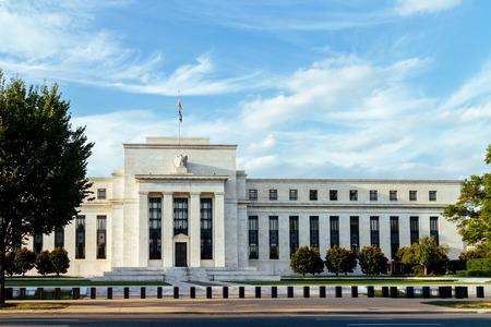 Federal reserve building, Washington DC. USA.