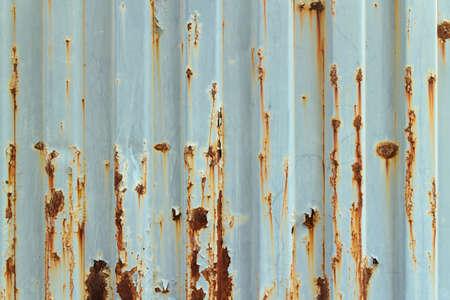 metal grunge: Blue grunge metal plate texture.