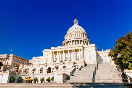 us capitol: The US Capitol building, Washington DC.