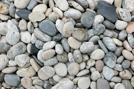 smooth: Smooth pebble texture background. Stock Photo