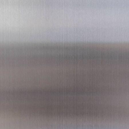 Texture aluminium brillante fermée. Construction matérielle.
