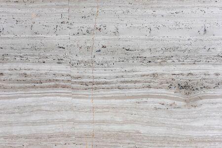 Travertine stone texture background. Interior material construction.