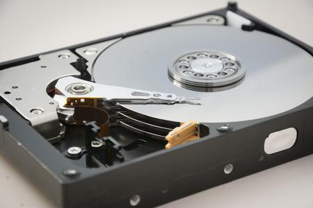 hard disk drive: Computer hardware: Hard Disk drive