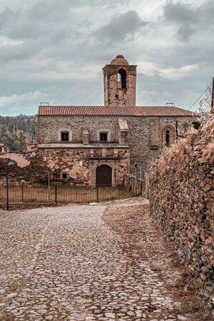 Comendadoras convent of Sancti Spiritus in Alcantara, Spain