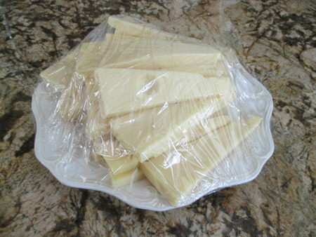 A plate of cheese photo