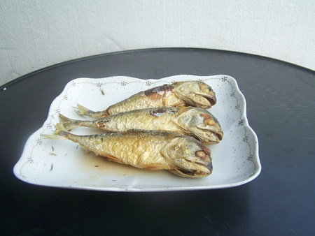 eatables: delicious simple with the mackerel fries , and give multiply by way eatables talling value