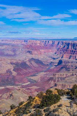 np: Grand Canyon NP in Arizona, USA