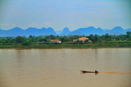 kong river: Kong River Stock Photo