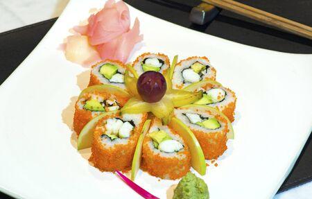restuarant: Well prepared Japanese foods in the restuarant