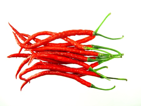 red hot chilies photo