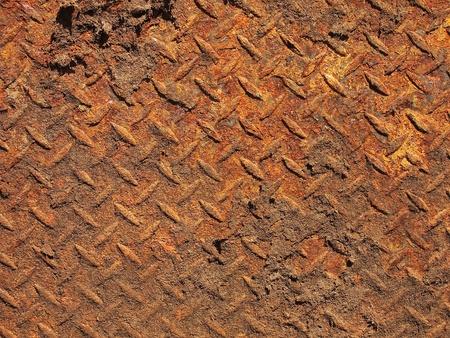 rusty iron background photo