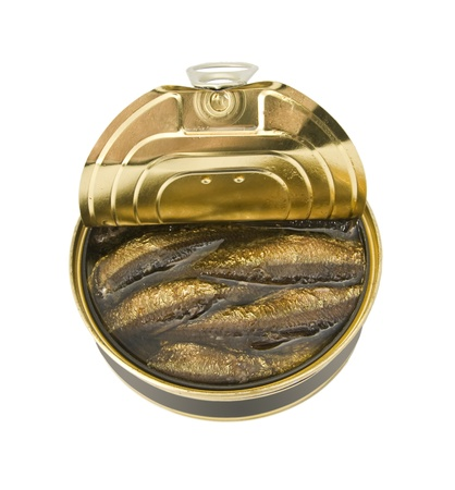 tinned: fish canned is in a ferrous jar