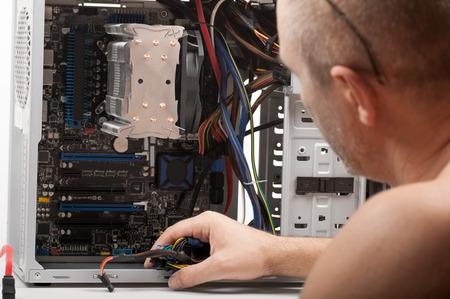 computer repair: repair computers