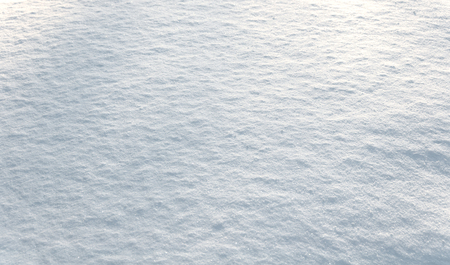 texture of a snowy background close-up