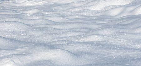 snow texture close-up natural