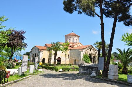 13th century: 13th century Byzantine church of St Shopia  Ayasofya  at Trabzon