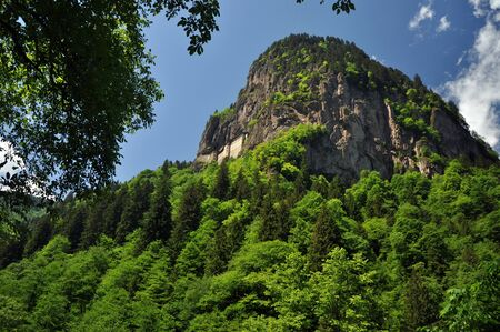 cristian: Sumela Monastery, Trabzon Stock Photo