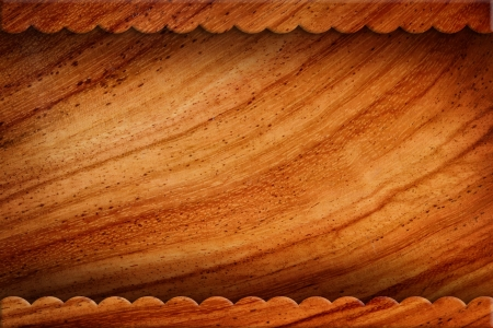 Blank of brown wood texture background