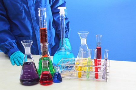 test chemical analysis laboratory chemistry industry.