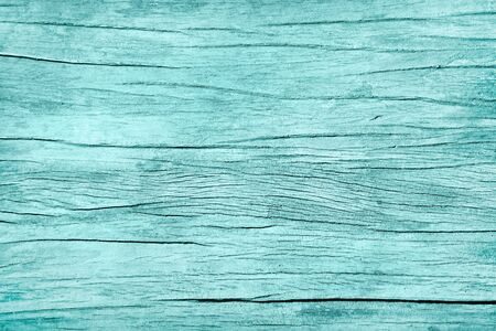 Blue wood detail background for text. Blank of wooden grunge texture.