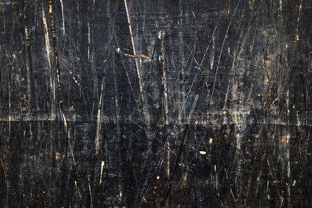 Wood black detail from scratces texture. Abstract of wooden detail texture. Imagens