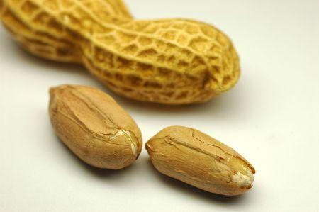 goober peas: Roasted peanuts