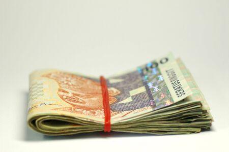 100 ringgit, Malaysia money photo