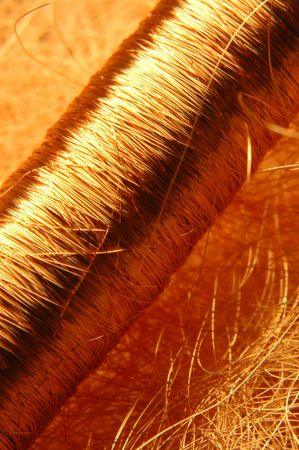 copper background: Copper