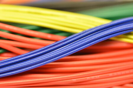 Wire and cable Stock Photo - 8970637