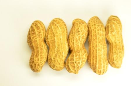 miserly: Five peanuts
