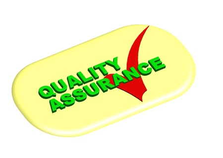 Quality Assurance Stock Photo - 9383815