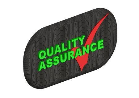 Quality Assurance photo