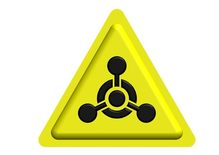 WARNING SIGN Stock Photo - 9393252