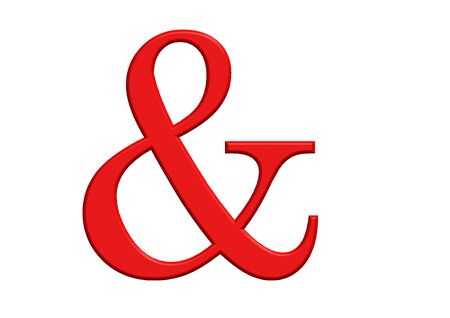 Ampersand Stock Photo - 10387657