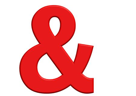 Ampersand Stock Photo - 10387650