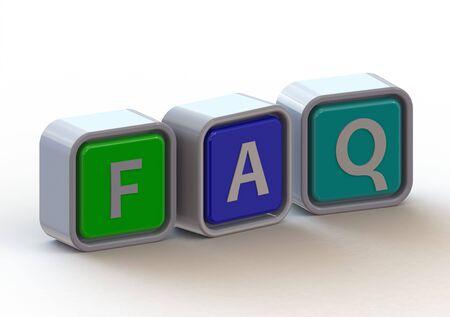 Cubes: FAQ photo