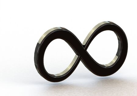 infinity icon  Stock Photo - 11678785