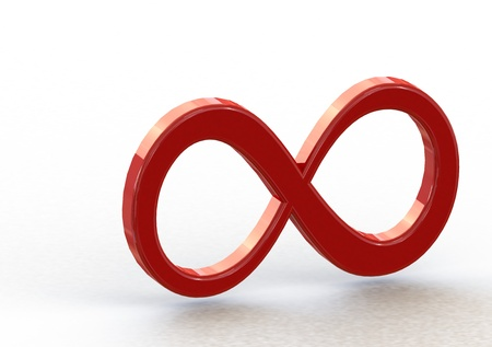 infinity icon  Stock Photo - 11678808